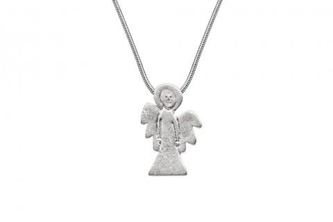 Silberner Engel