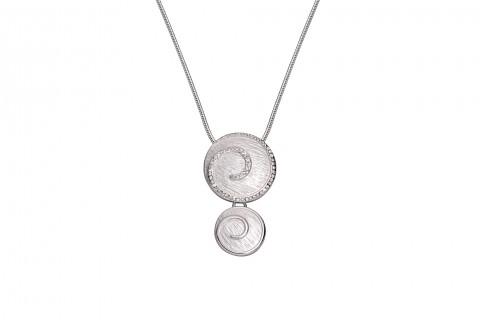 Kreise mit Spirale