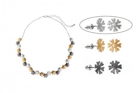 Blüten Zauber Silber