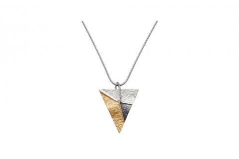 Dreieck in Tricolor
