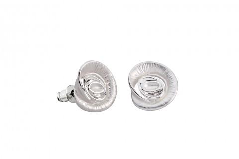 Silberne Rosen