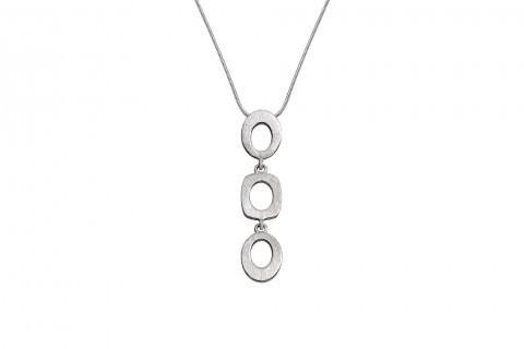 Runde Kreise in Silber mit Scratch